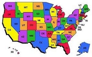 which states allow title lenders to operate